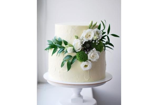 Свадебный торт Артикул 54001