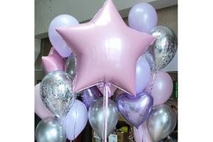 Большая Розовая Звезда