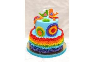Свадебный торт Артикул 75005