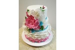 Свадебный торт Артикул 75017