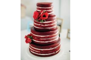 Свадебный торт Артикул 76001