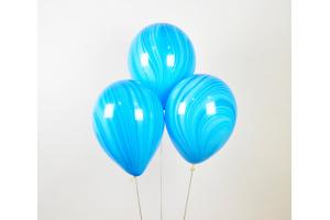 Голубые шары Агаты