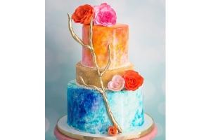 Свадебный торт 74002