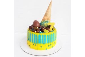 Солнечный торт