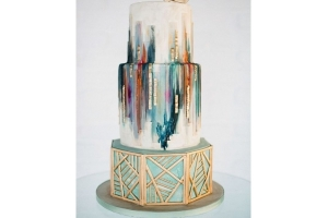 Свадебный торт Артикул 74004