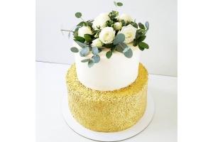 Свадебный торт Артикул 9852
